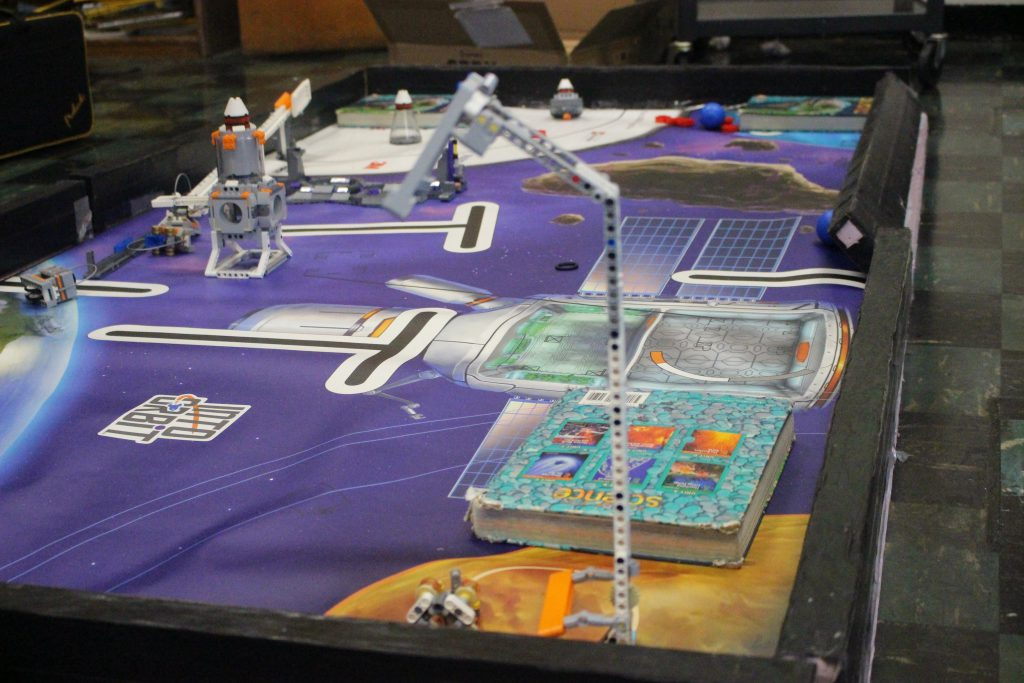 Sacred Heart Bionic Builders #2580 Robotic Field